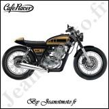 Yamaha 400 Sr / Selle neuve...