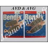 650 Bandit N et S de 2005 à...