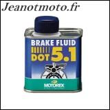Liquide d'embrayage DOT 5.1...