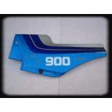 900 Ninja / Cache latéral...