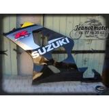 Suzuki Gsxr / Flanc gauche