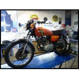 Honda 125 Cb S3