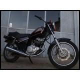 Yamaha 125 Sr type mine 10F