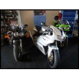 Ducati 620 SSIE de 2002 à 2006