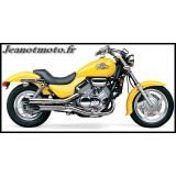 750 VF C Magna de 1993 à...