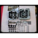 Yamaha 600 Xt / Culasse