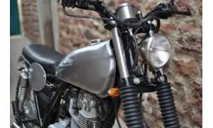 soufflets de fourche neufs pour motos cafe arcer caferacer