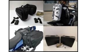 Équipements du motard & Bagageries