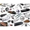 Accessoires et pièces neuves pour Café-Racer, Scrambler, Tracker et Bobber.